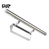 Modern Bathroom Mirror Led Lamp Loft Wandlamp Wall Light AC 90 260V Home Lighting Apliques Pared
