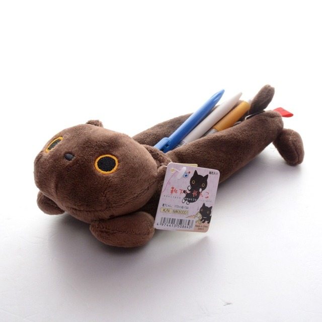Good Rilakkuma Anime Adorable Dog - Adorable-San-x-Rilakkuma-Kutsushita-Nyanko-Plush-Cartoon-Anime-Girls-Brown-Cat-Pencil-Bags-Case-Pouch  Picture_782482  .jpg