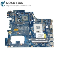 NOKOTION PC Main board For Lenovo G780 Laptop Motherboard QIWG7 LA 7983P 17.3'' HM76 DDR3 GT635M 2GB Video card