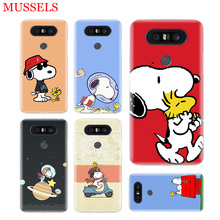 Snoopys Cute Trend TPU Phone Case For LG V40 G6 G7 Q6 Q8 Q7 G5 G4 V30 V20 V10 K8 K10 2018 2017 Patterned Customized Cases Coque one piece anime unique phone case for lg v40 g6 g7 q6 q8 q7 g5 g4 v30 v20 v10 k8 k10 2018 2017 patterned customized coque shell