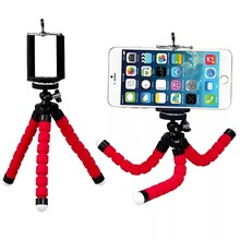 Cisoar Cellphone Holder Flexible Octopus Tripod Bracket Stand Mount Monopod Styling Accessories For iPhone Samsung Mobile Phone