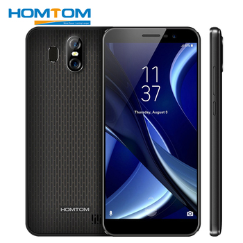 HOMTOM S16 3G Smartphone 18:9 Edge-Less Display 5.5 inch Android 7.0 MTK6580 Quad-core 1.3GHz 2GB+16GB 13.0MP 3000mAh Cellphone smartphone
