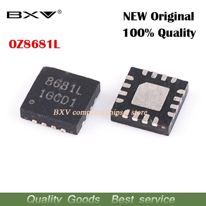 10pcs OZ8681LN OZ8681L OZ8681 8681 8681L QFN  New Original Laptop Chip Free Shipping