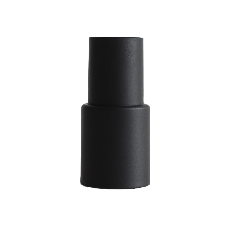 Black 32mm Conversion To 37mm Vacuum Cleaner Brush Head Adaptor Part Tool Supply