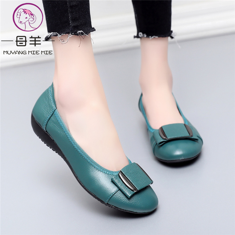 casual flats for work