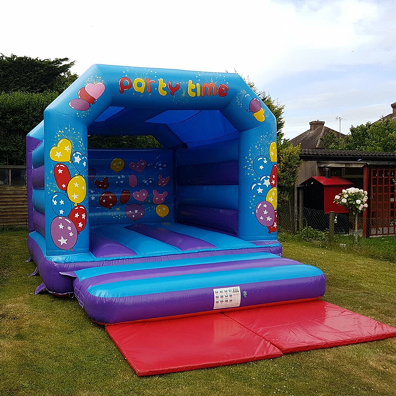 Free Shipping Inflatable Bouncer Castles Child Jumping <font><b>Toys</b></font> Bouncy Castle Trampoline Bounce House Inflatable Bouncer image