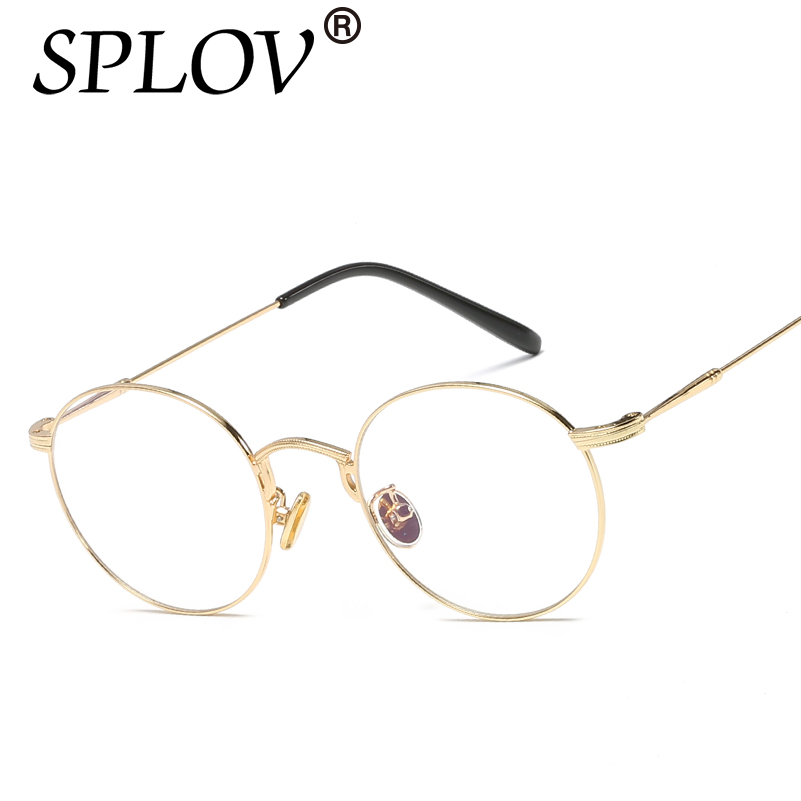 Optical Glasses Accessories : 2017 Women Eyewear Men Optical Glasses oculos Frames ...