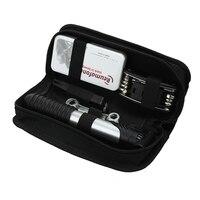 Portable Bicycle Multi Function Repair Tool Bag Folding Tire Repair Multifunctional Kit Set With Pouch Pump