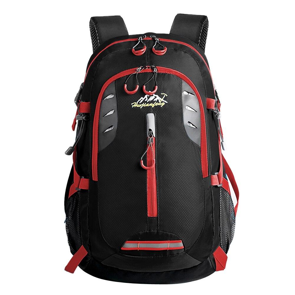 Camping Hiking Climbing Men's Backpack Female Sports Bag Rucksack Waterproof Nylon Outdoor Storage Bags Backpacks