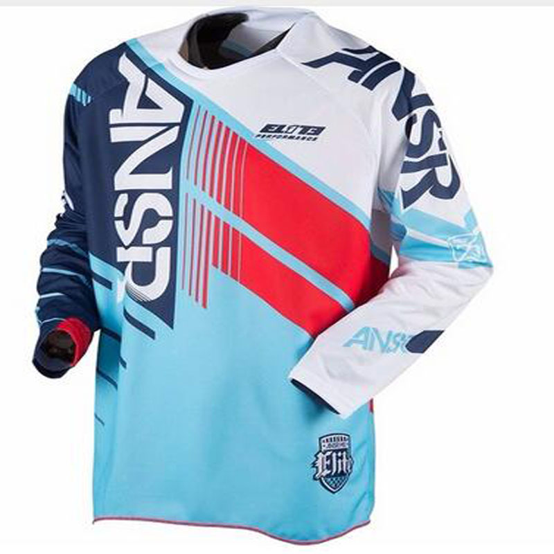 31af47027 Rushed Jerseys Answer Rockstar Motocross Moto Mx Mtb Maillot Football  Mountain Bike Dh Bicycle Cycling Bmx Riding Shirts-in Cycling Jerseys from  Sports ...