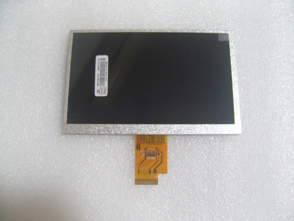New 7 Inch Replacement LCD Display Screen For Dropad A8HD tablet PC Free shipping  free shipping brand new a 7 inch lcd screen kr070pa6s for tablet pc