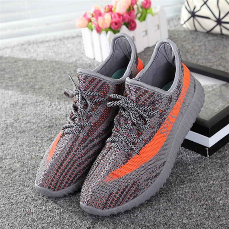 5e511cad379 New Running Shoes For Men Sneakers Yeezys Air 350 Boost Breathable Women  Sneakers Outdoor Breathable Sport Shoes Men Yeezys Air