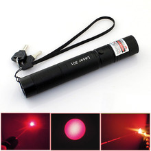High Powered 301 Focus Burning Red /Green Laser Pointer Pen Puntero Laser Canetas Laser Wireless Presenter With Safe Key