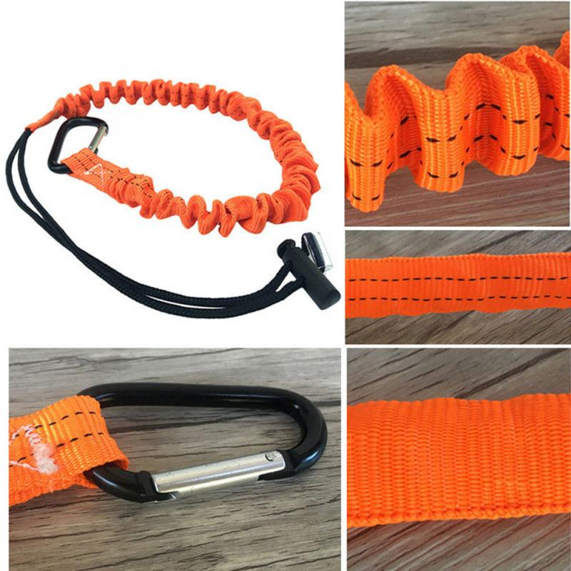 Multi Functional Anti-fall Safety Strap Rope Nylon Tactical Protective Sling Safety Line Climbing Rope For Outdoor Activities