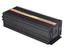 Factory Sell,6000W, 12/24VDC input,110/230VAC, pure sine wave inverter with Charger,Power inverterCE Approved !