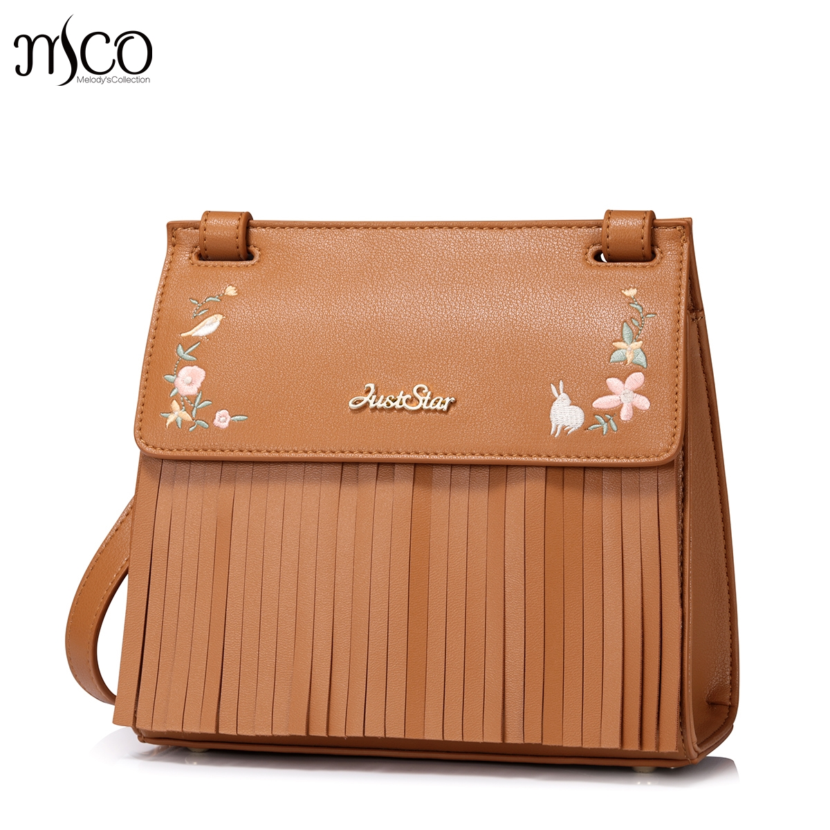 leather luxury tassels flower women bags designer Strap shoulder crossbody messenger bag Ladies Girls Sac a Main femme de marque 2018 floral luxury handbags women bag designer pu leather bag women messenger bags small chain crossbody shoulder bag sac a main