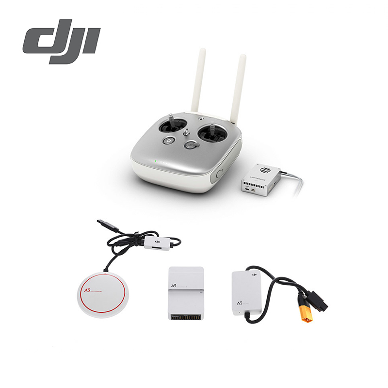 DJI A3 Lightbridge 2 Triple Modular Redundancy and Professional HD Broadcasting Real time 1080P Video Transmission