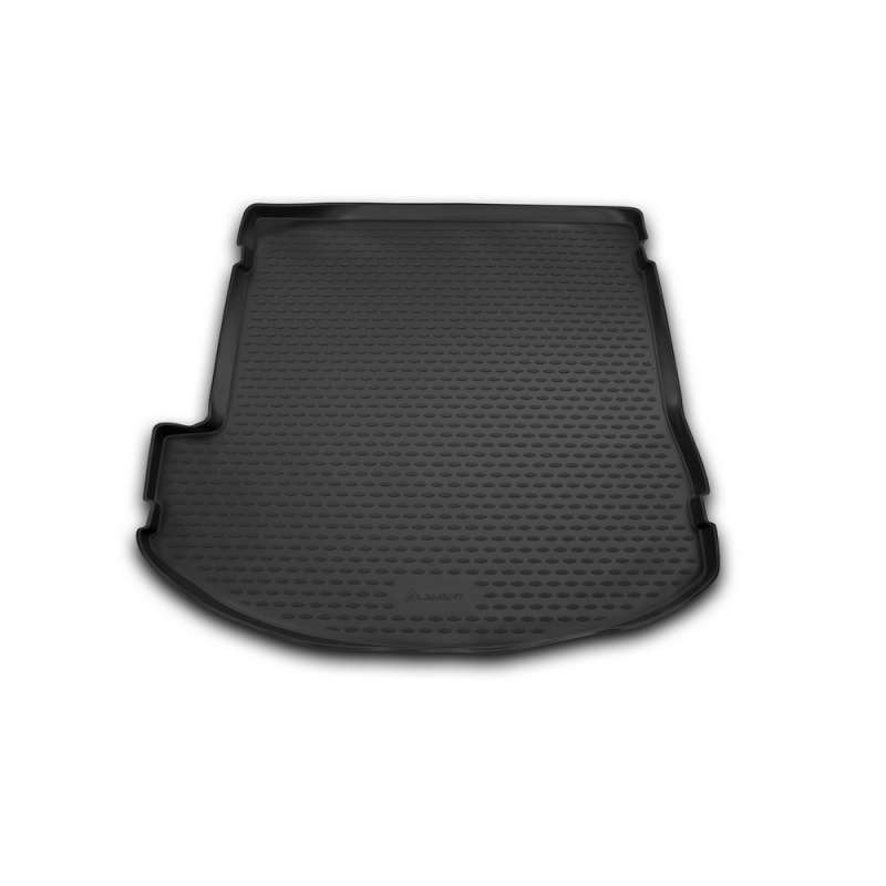 For Hyundai Santa Fe 2012- car trunk liner boot cargo mat tray floor carpet boot cargo rear mat luggage car styling