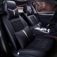 CHE AI REN luxury angel ice silk four seasons seat cover, suitable for general size sports car, SUV and other general models