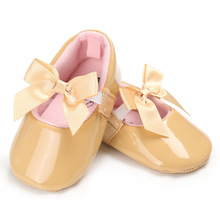 Spring / autumn  0-1 year old baby girl fashion princess shoe soft sole anti-skid shoes baby shoes  L172