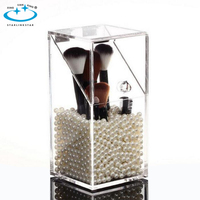 Acrylic Makeup Storage Box For Liser Navarro Fans Remarks VIP3335