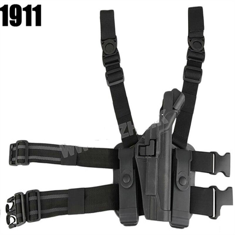 LV3 Serpa Hunting Holster Right Hand Colt 1911 Hunting Gun Holster Colt 1911 holster