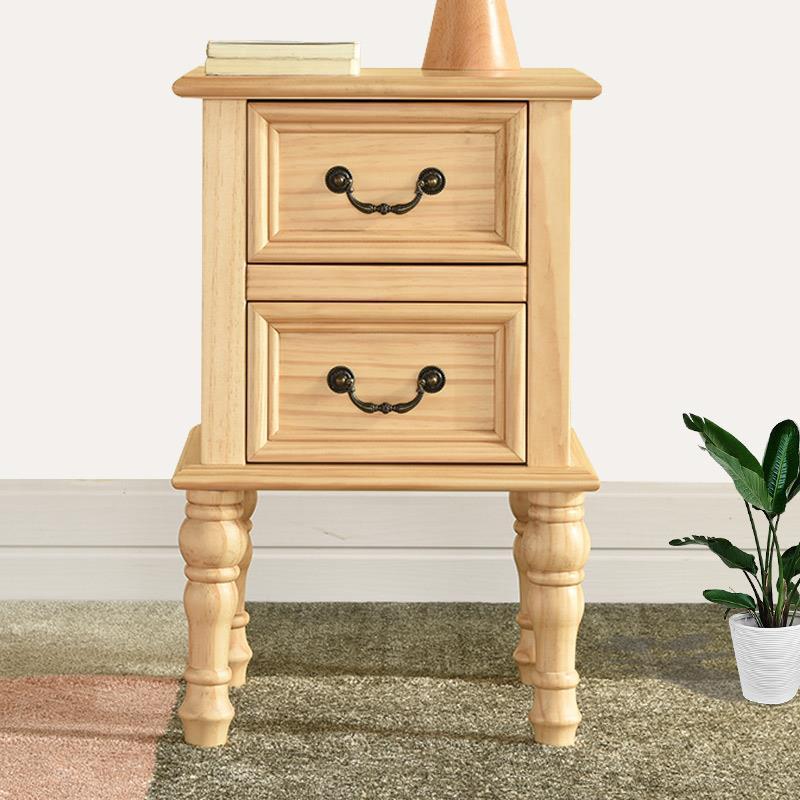 Drawer Yatak Odasi Mobilya Szafka Nocna European Wooden Bedroom Furniture Cabinet Quarto Mueble De Dormitorio Bedside Table