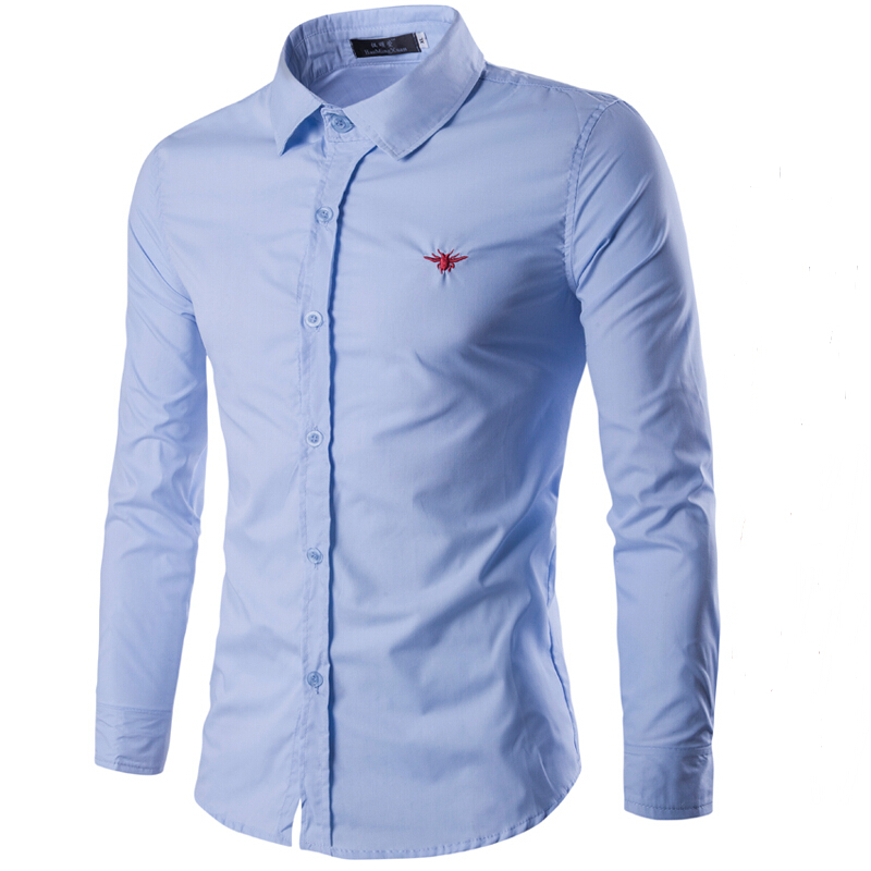 Popular Logo Dress Shirts Buy Cheap Logo Dress Shirts Lots