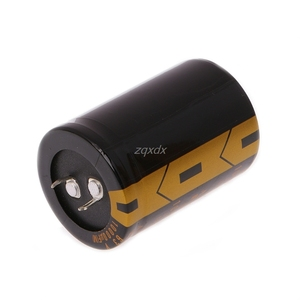 Image 2 - 1 Pc Audio Electrolytic Capacitor 10000uF 63V 36x52mm Whosale&Dropship