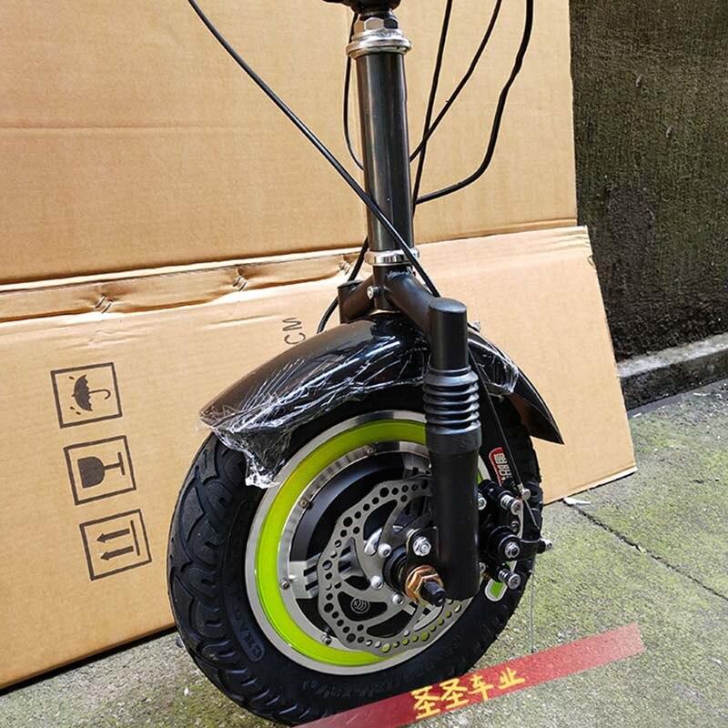 36/48 V 350 W ebike moteur vélo électrique moyeu moteur roue pour vélo électrique/fauteuil roulant/scooter kit de bricolage 12 pouces roue moteur - 3