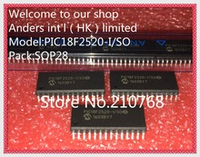 50pcs/lot       PIC18F2520 I/SO        PIC18F2520ISO       PIC18F2520        18F2520 I/SO       SOP28