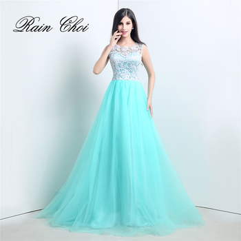 Real Photo Formal Evening Gown Elegant Long Prom Evening Dresses 2020