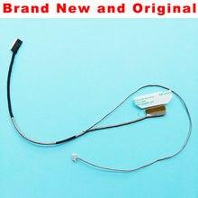 Новый оригинальный кабель ЖКД для LENOVO IdeaPad Y480 Y480a Y480m Y480n Y480p Y485 ноутбук LVDS ЖК-светодиодный кабель DC02001EY10 DC02001EY00