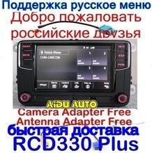 """6.5 """"MIB UI Radio RCN210 RCD510 RCD330 RCD320 RCD330G Plus para VW Golf 5 6 Jetta CC Tiguan Passat"""