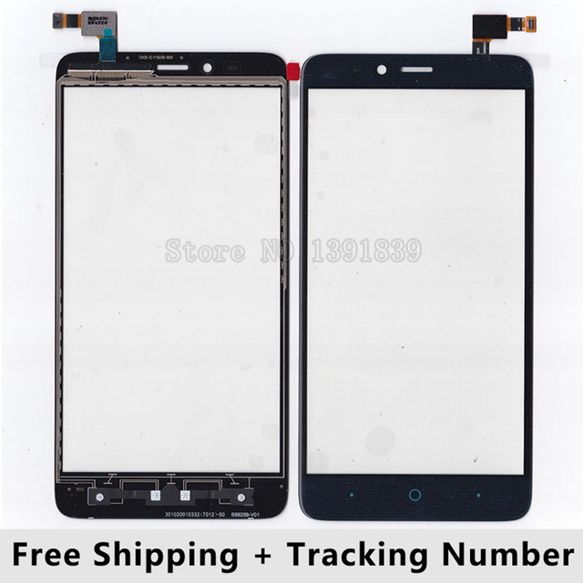Touch Screen Digitizer Glass Panel For ZTE Grand X Max 2 Z988