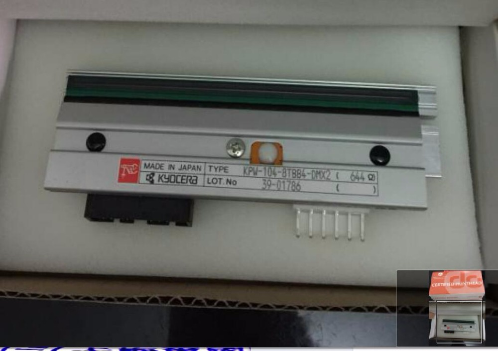 DataMax P/N: PHD20 H-4212 Datamax Datamax Cabeçote H-4212/A-4212 (203 dpi) OEM DPO20-2240-01