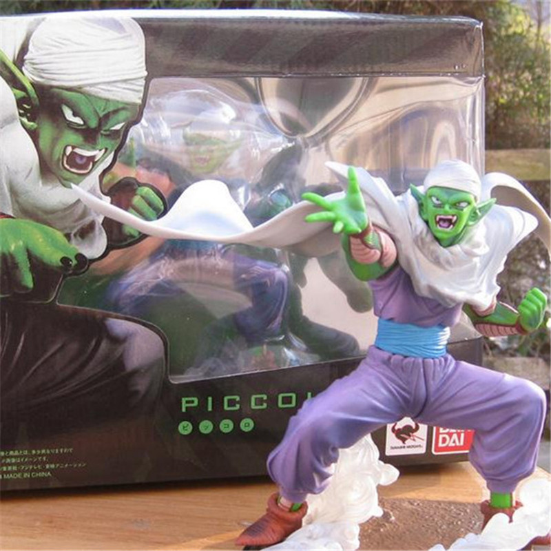 1pc/lot Anime Dragon Ball Piccolo Action Figures Boy Gift Kids Toys 15cm Brinquedos Dragon Ball Figures Collection 7cm large size jp hand done animation crystal dragon ball set genuine model toy gift action figures anime toys kids