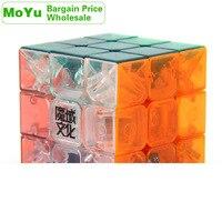 MoYu WeiLong Plus 3x3x3 кубик руб 3x3 оптом набор много 14PCS профессиональный Скорость куб головоломки антистресс Непоседа игрушки для мальчиков