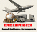 DHL shipping, Express Shipping,  Free Post shipping,  only add shipping cost, don't have any product