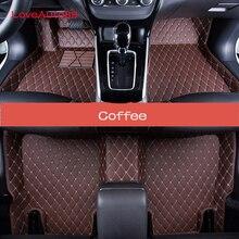 Car Floor Mats Rugs  For Mazda CX-5 CX-7 CX-9 CX-3 Mazda3/5/6/8 Auto Pads Interior Accessories