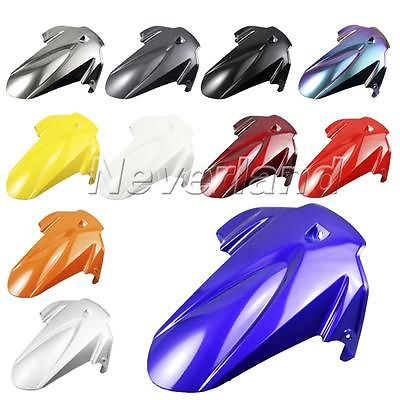 ФОТО Hot Motorcycle Rear Mudguard Hugger Fender for Suzuki GSXR1000 K9 GSX-R 2009 2010 2011 11 colors Free shipping C20
