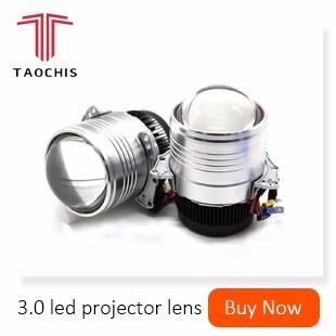 3.0 LED projctor lens