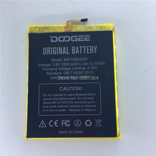 цена на Mobile phone battery for DOOGEE BAT16563000 battery 3300mAh High capacit Long standby time for DOOGEE shoot 1 battery
