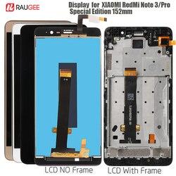 Dla Xiaomi Redmi Note 3 SE wyświetlacz LCD wymiana ekranu dotykowego dla Redmi Note 3 Pro Kate wyświetlacz testowany ekran LCD do telefonu w Ekrany LCD do tel. komórkowych od Telefony komórkowe i telekomunikacja na