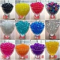 11KG Hydrogel Balls Growing Water Balls Pearl Shape Water Beads Crystal Gel Aqua Jelly Beads Grow