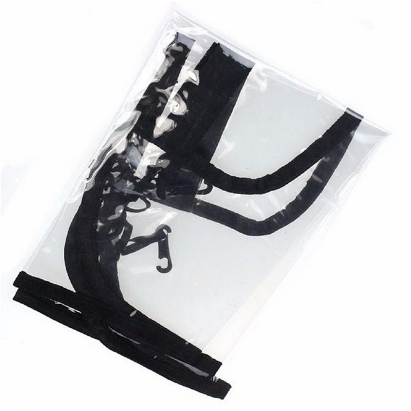 Free Shipping Car Back Seat Cover Protection Transparent PVC
