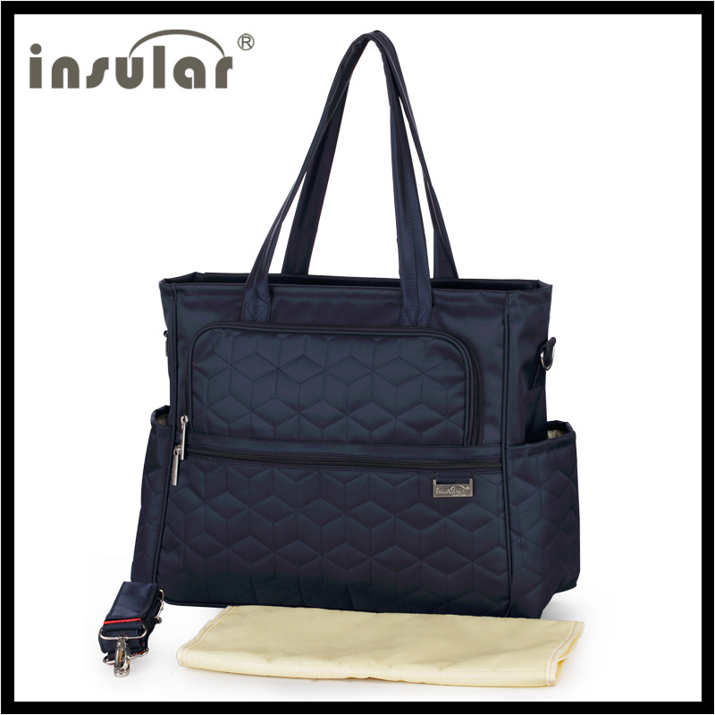 ФОТО Free shipping Fashion 6PCS/Set large capacity multifunction waterproof Tote Baby Shoulder Bags Durable Nappy Mummy Mother bag
