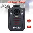 BOBLOV HD66 07 Ambarella A12 ИК ночного видения мини камера 64 Гб Видео Аудио рекордер Микро espion тела полицейская камера HD - 1