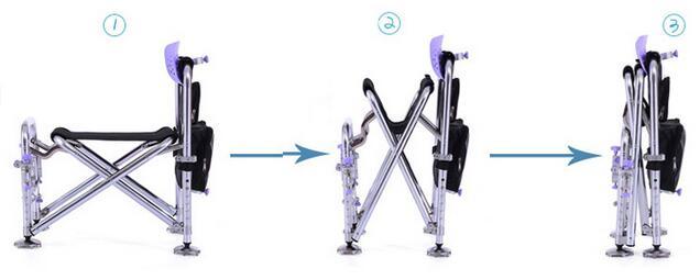 Multi-função de Cadeira e Mesa Livre Dobrável Fwbjkkl Livre Dobrável