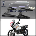 Motorcycle Accessories Headlight Protector Lens Guard Cover Acrylic For KTM 950 ADV 2003-2005 KTM 990 ADV 2006-2013
